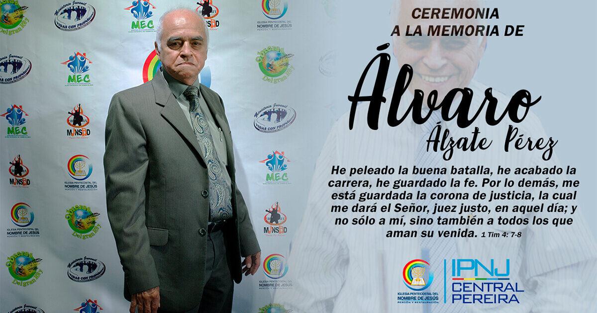 Álvaro Alzate Pérez